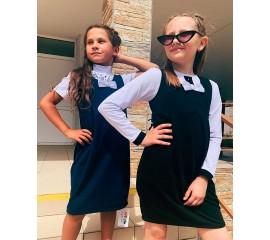Сарафан шкільний для дівчинки