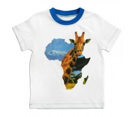 """Футболка дитяча для хлопчика """"Африка"""""""