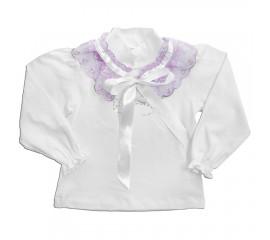 Блуза святкова для дівчинки