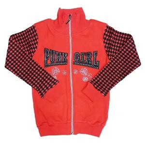"""Куртка для дівчинки """"Punk Girl"""""""